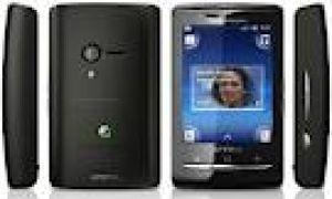 SONY EXPERIA X10 MINI SMARTPHONE COM ANDROID CAMERA 5MP COM FLASH