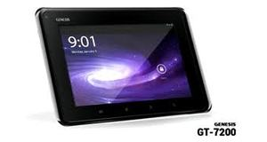 TABLET GENESIS GT 7200/7204 TELA CPACITIVA, 512MB E ANDROID 4.0