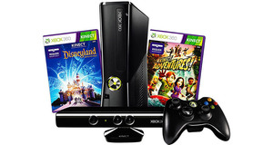 VIDEO GAME XBOX COM KINECT + KINECT ADVENTURES + KINECT SPORTS