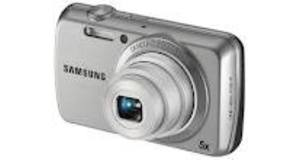 CAMERA DIGITAL SAMSUNG ES80 PRETA BATERIA 12MP LCD 2.4