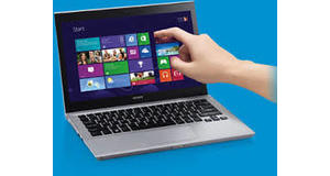 ULTRABOOK SONY SVT13124CX CORE I3 4GB HD500GB SSD 32 TELA LED 13.3 TOUCH