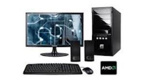 COMPUTADOR APEL BASIC INTEL DUAL CORE - HD 500GB HD TELA 15.6