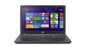 ACER ASPIRE E5 QUAD CORE 1000GB 4GB MEMORIA TELA 15.6 WINDOWS 8.1 DVD