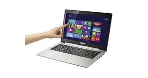 ASUS S400CA CORE I5 4GB HD 500 TELA 14 TOUCH WIFI CAM WINDOWS 8