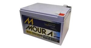 BATERIA PARA NO BREAK MOURA 12V 7A