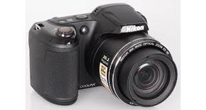 CAMERA DIGITAL COOLPIX L330 20.2MP ZOOM 26X LCD 3.0
