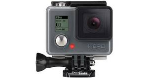 GO PRO HERO PLUS WIFI BLUETOOTH FULL HD CAM 8.1MP
