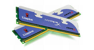 MEMORIA 8GB HYPER X KINGSTON 8GB DDR3 1600MHZ
