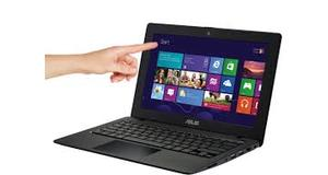 NOTEBOOK ASUS X200M INTEL DUAL CORE 4GB HD 500 TELA 11.6 TOUCH SCREEM
