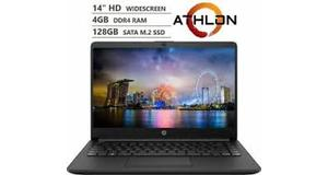 NOTEBOOK HP 14-DK1003DX ATLHON 4GB DDR4 SSD 120GB TELA14 WINDOWS 10