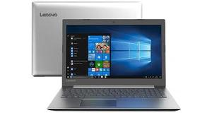 NOTEBOOK LENOVO INTEL CORE I3 8GER 4GB DDR4 HD 1TERA TELA 15.6