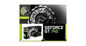 PLACA DE VÍDEO GEFORCE GT 740 4GB EVGA