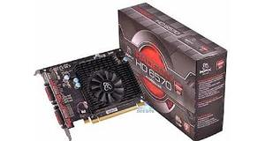 PLACA DE VÍDEO RADEON HD 6570 2GB DDR3 XFX LOW PROFILE HD-657X-2N