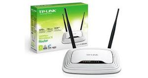 ROTEADOR WIRELESS 300MBPS 2 ANTENAS TL-WR 841N