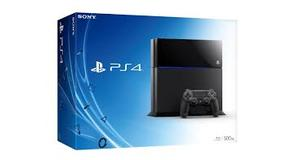 VIDEO GAME PLAYSTATION 4 500GB + 1 CONTROLE BLURAY